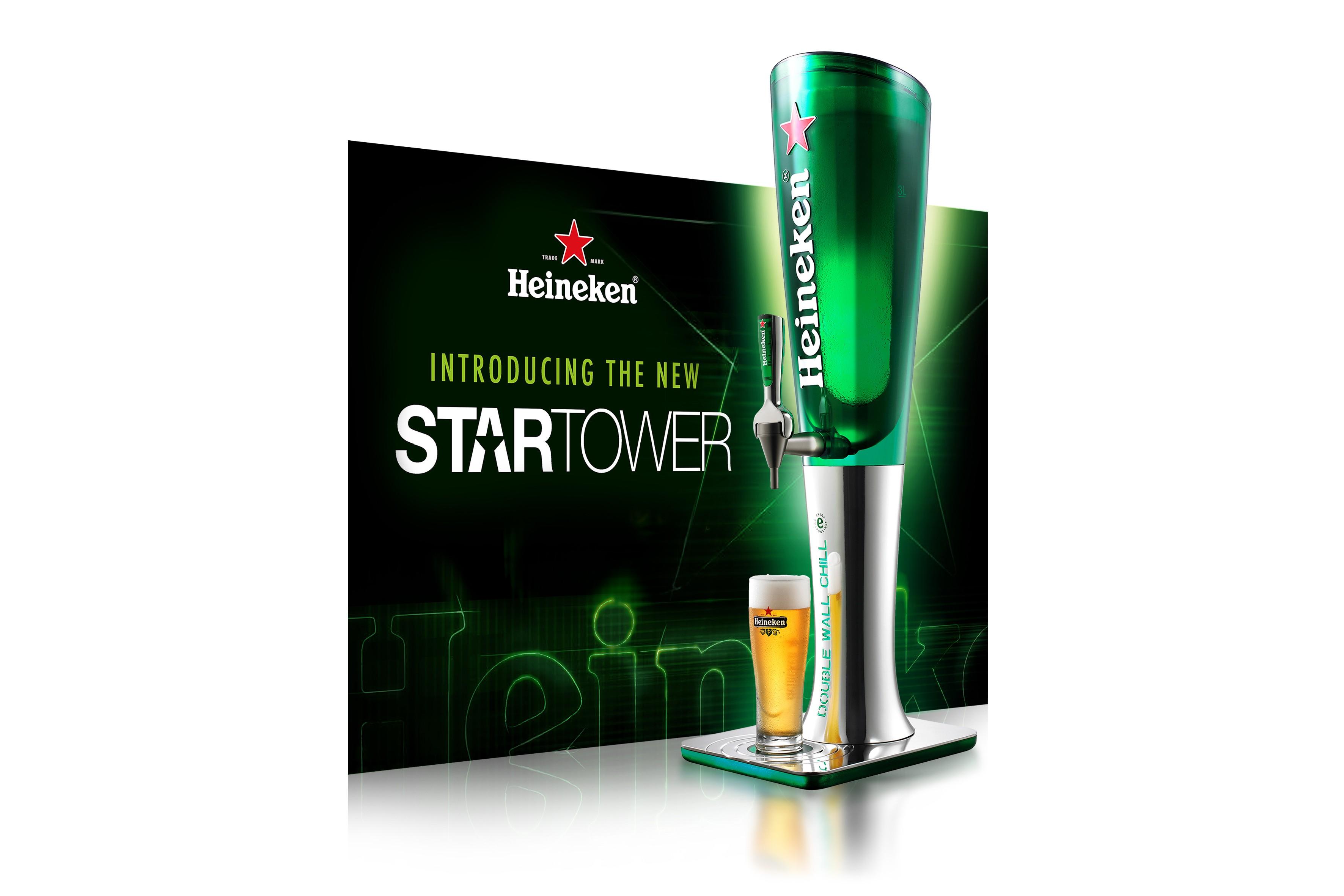 Heineken Star Tower image of 5