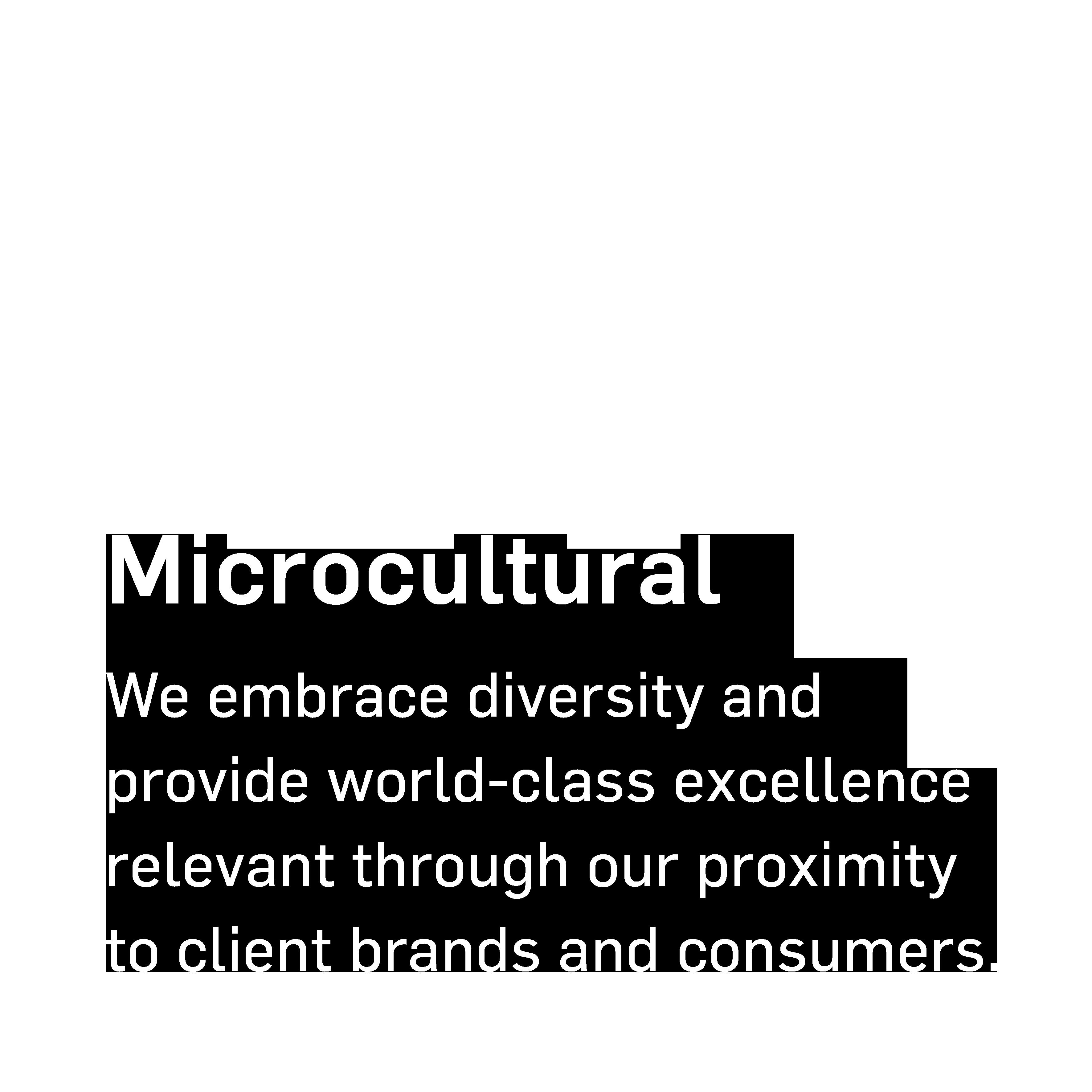 Microcultural